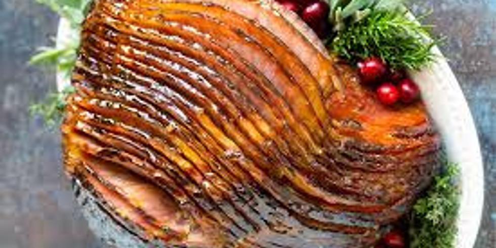 Ham Dinner:  Cancelled