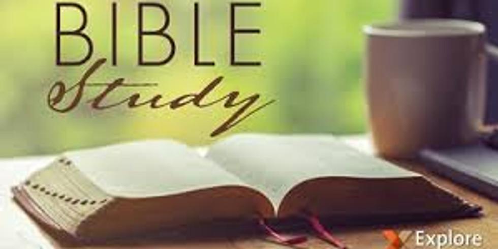 Sermon Bible Study class