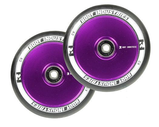 Колеса Root Industries Air 110 мм Black/Purple