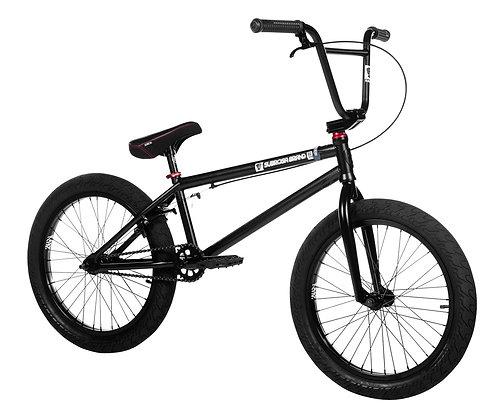 """BMX Велосипед Subrosa Tiro 20"""" 2020 (черный)"""