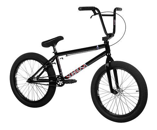 """BMX Велосипед Subrosa Salvador 20"""" 2020 (черный)"""