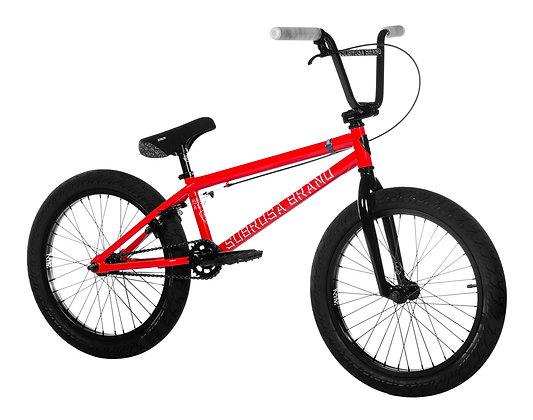 """BMX Велосипед Subrosa Altus 20"""" 2020 (красный)"""