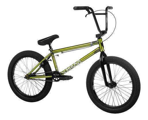 "BMX Велосипед Subrosa Salvador 20"" 2020 (зеленый)"