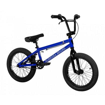 "BMX Велосипед Subrosa Altus 16"" 2020 (синий)"