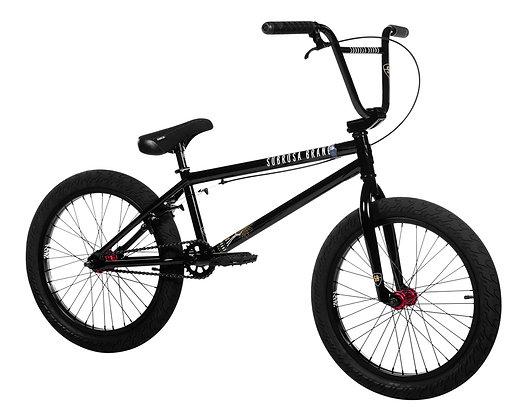 """BMX Велосипед Subrosa Sono XL 20"""" 2020 (черный / красный)"""