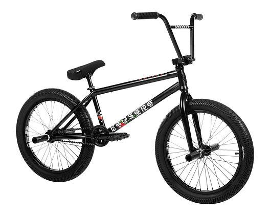 """BMX Велосипед Subrosa Letum 20"""" 2020 (черный)"""
