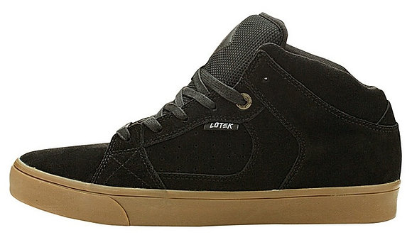 Кеды Lotek Nightwolf Black|Gum Высокие