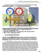 Refrigerant Charging and Service Procedu