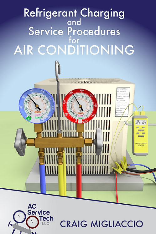 Special Refrigerant Charging and Service Procedures for Air Conditioning