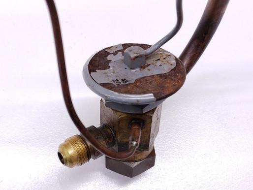 Measuring a Liquid Line Restriction Problem!