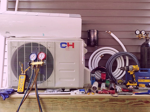 Ductless Mini-Split Installation Step by Step