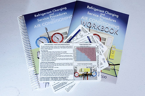 Paperback, Workbook, and Card Combo