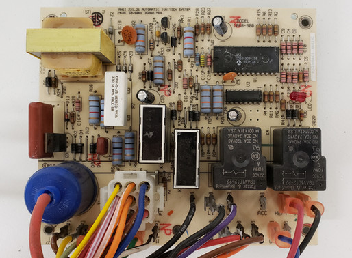 Troubleshooting an HVAC Control Board? How?