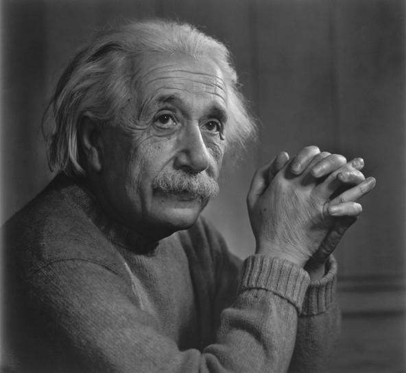 アインシュタインが娘へ宛てた手紙