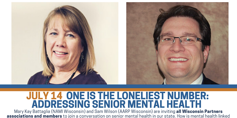 Conversation: Senior Mental Health