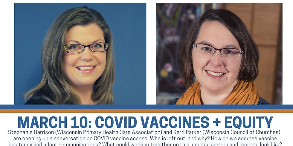 Conversation: COVID Vaccine Equity
