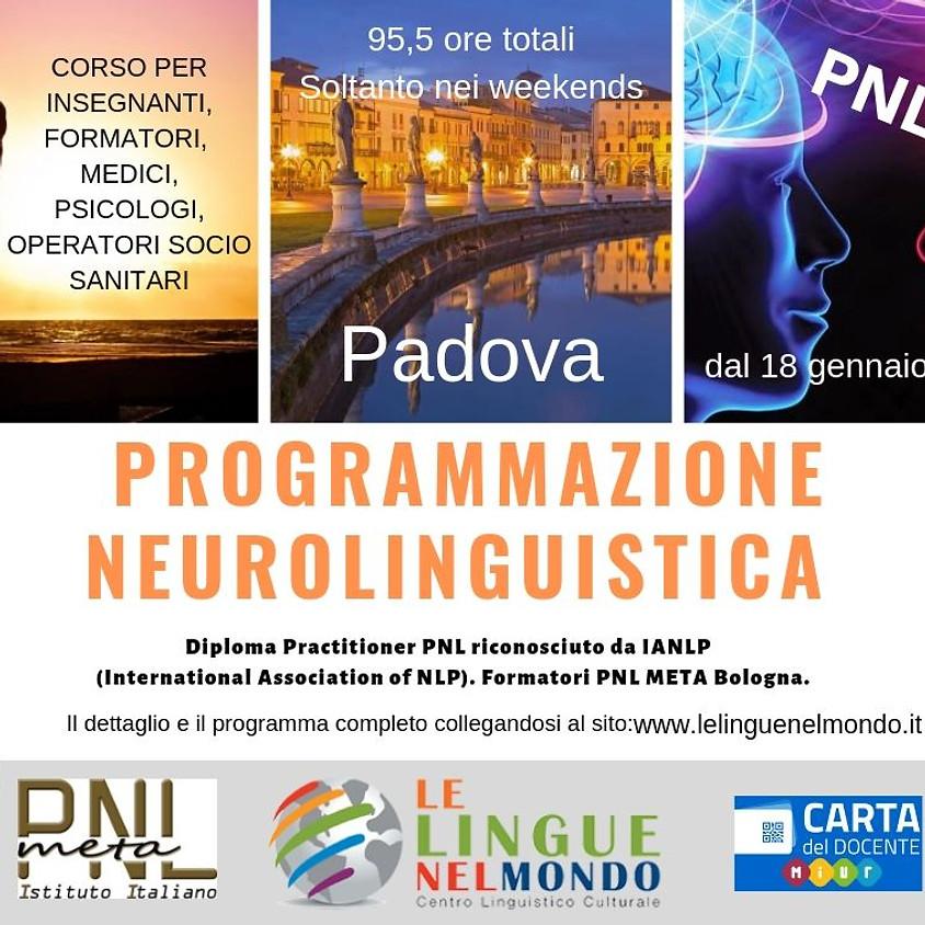 PRACTITIONER PNL - PADOVA