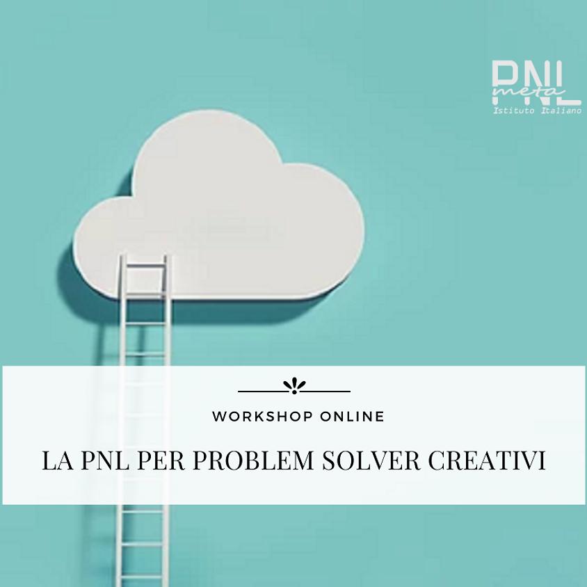 LA PNL PER PROBLEM SOLVER CREATIVI