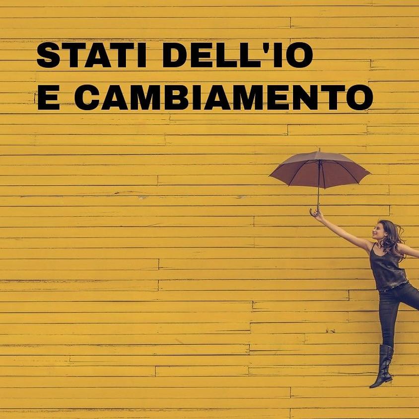 Counselling: STATI DELL'IO E CAMBIAMENTO