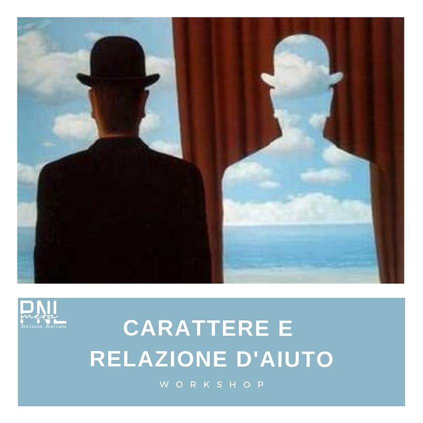 CARATTERE E RELAZIONE D'AIUTO