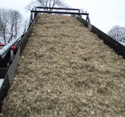 Maize loading
