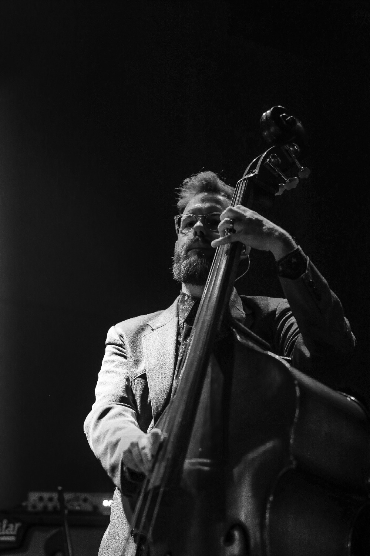 Daniel Kimbro - bass - Jerry Douglas