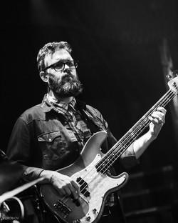 Daniel Kimbro - bass