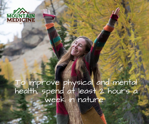 Ingalls Lake hiking nature dancing outdoors health