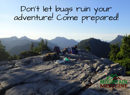 Don't let bugs ruin your outdoor adventure!