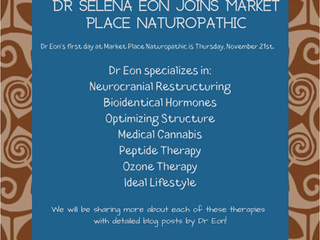 I am joining Market Place Naturopathic!