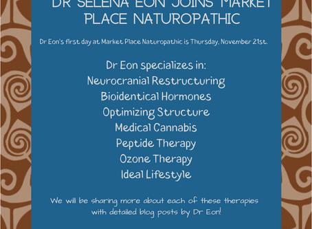 I am joining Market Place Naturopathic!