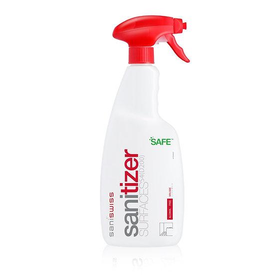 S4 (D200) multi-purpose sanitizer -750ml