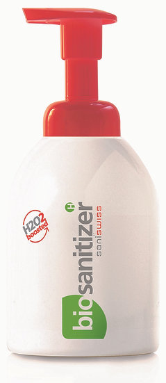 H 2-in-1 sanitizer moisturizer - 500ml