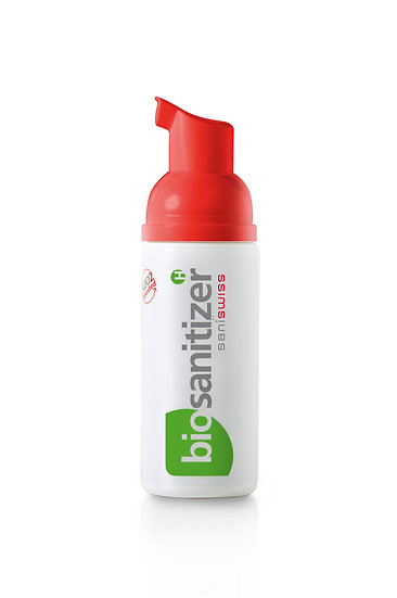 H 泡沫保濕環保消毒洗手液 - 50ml