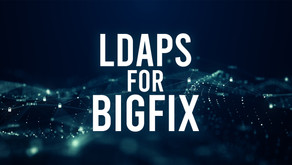 LDAPS for BigFix