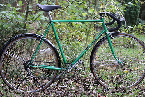 Stunning Mercian five Speed with Campagnolo