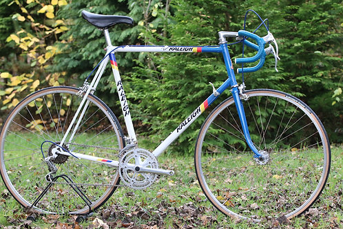 Raleigh Flyer Team Panasonic Replica