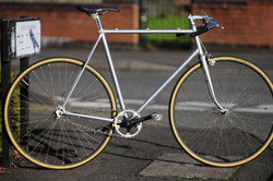 custom single speed path racer