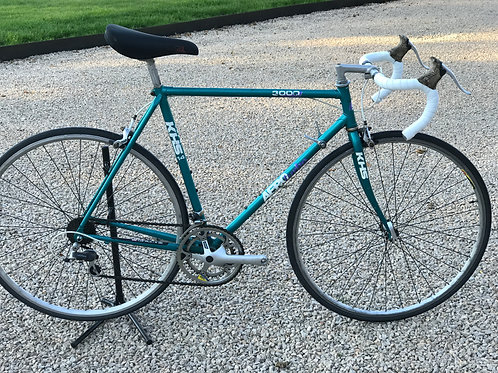 "22"" KHS Aero Retro Road Bike Racer Winter Hack Or Commuter"