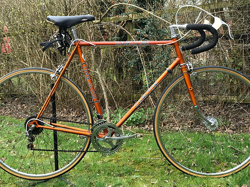 "23"" Carlton 10 Speed Road Bike (Orange)"