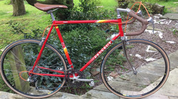 Peugeot Aspin Custom Steel Bike