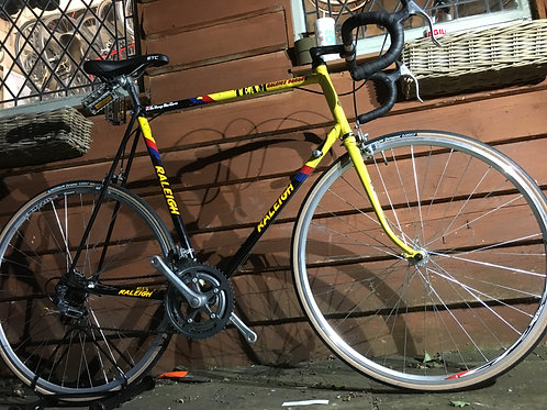 "25"" Raleigh Banana (Dry stored for 15 years)"