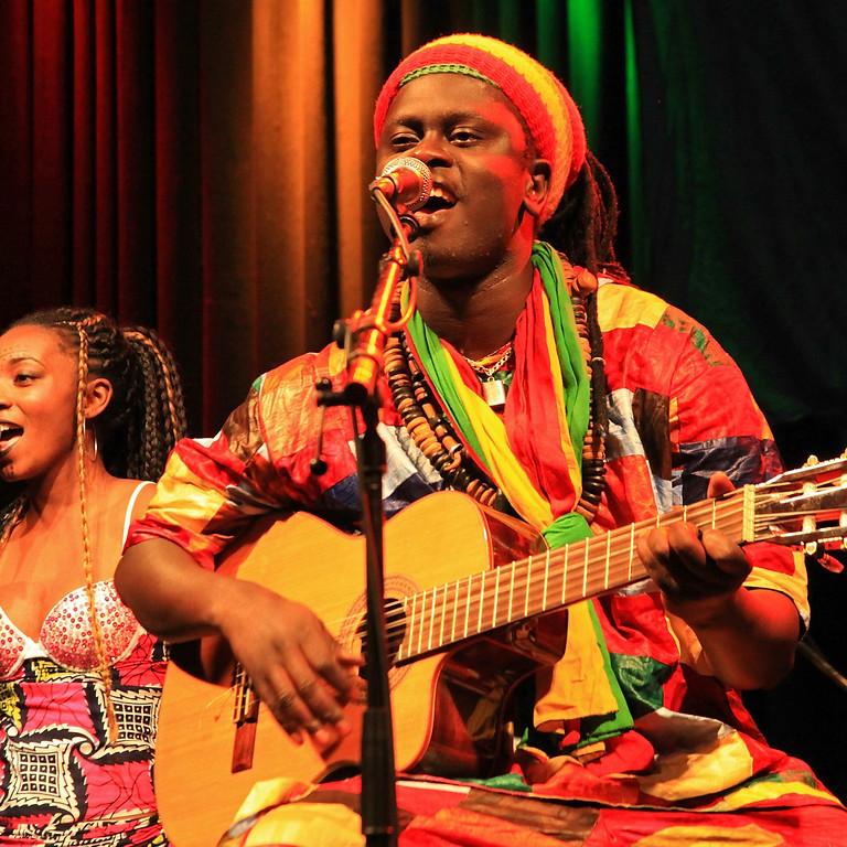 """Klangreise Afrika"" mit Aidara Seck und Haware (LIVESTREAM Special)"
