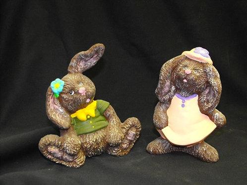 Gare's Boy & Girl Rabbit