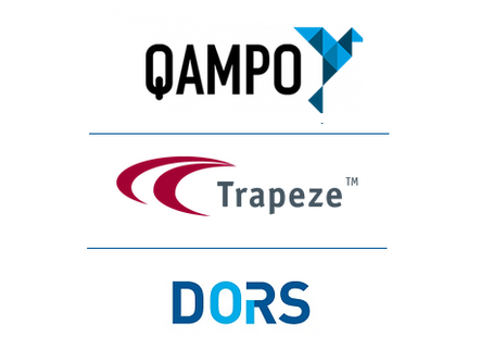 Company visit at Qampo/Trapeze, Aarhus