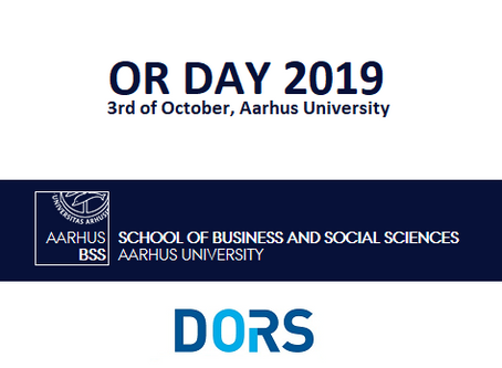 OR Day at Aarhus University