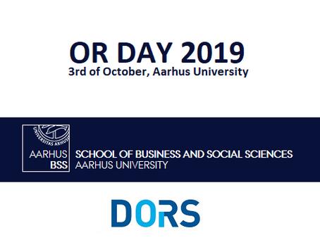 OR Day at Aarhus University