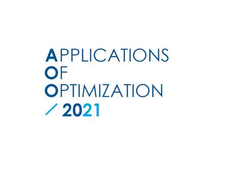 AOO 2021: 03 May 2021