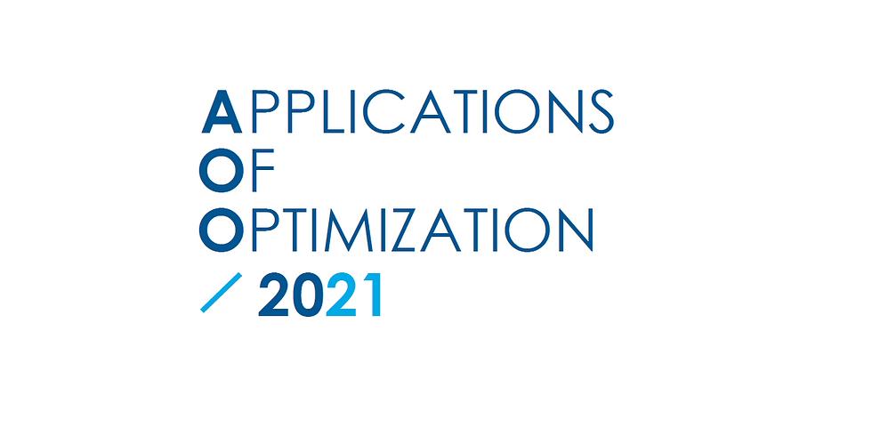 Applications of Optimization 2021
