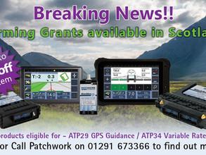 Farming Grants Scotland